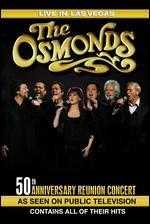 The Osmonds: Live in Las Vegas - 50th Anniversary Reunion Concert
