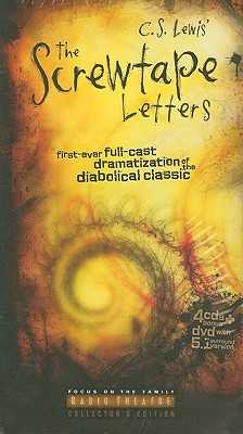 The Screwtape Letters: First Ever Full-Cast Dramatization of the Diabolical Classic - Focus on the Family (Producer), and Lewis, C S (Original Author), and McCusker, Paul (Adapted by)