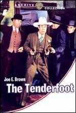The Tenderfoot - Ray Enright