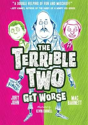 The Terrible Two Get Worse (UK Edition) - Barnett, Mac, and John, Jory