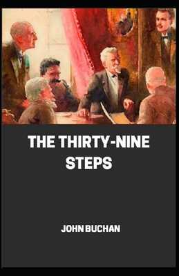 The Thirty-Nine Steps illustrated - Buchan, John