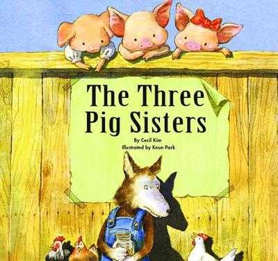 The Three Pig Sisters - Kim, Cecil