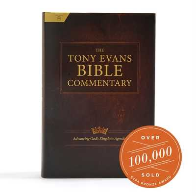 The Tony Evans Bible Commentary - Evans, Tony, Dr., and Csb Bibles by Holman