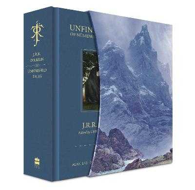 Unfinished Tales - Tolkien, J. R. R., and Tolkien, Christopher (Editor)