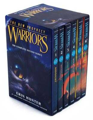 Warriors: The New Prophecy Set: The Complete Second Series - Hunter, Erin