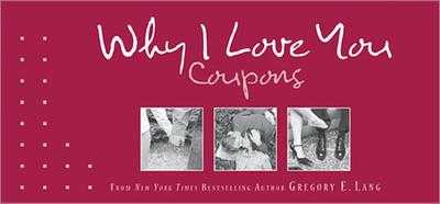 Why I Love You Coupons - Lang, Gregory
