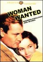 Woman Wanted - George B. Seitz