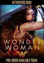 Wonder Woman [Includes Digital Copy] [4K Ultra HD Blu-ray/Blu-ray]
