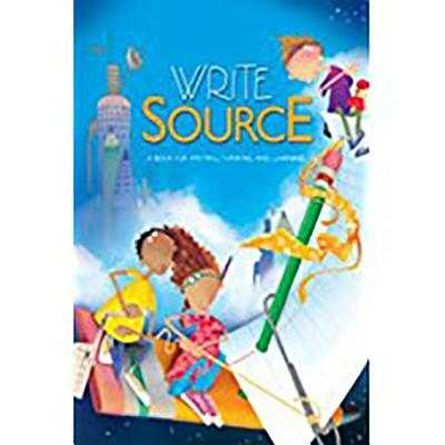 Write Source: Teacher's Resource CD-ROM Grade 5 2006 - Great Source (Prepared for publication by)