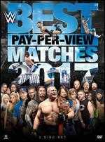 WWE: Best Pay-Per-View Matches 2017