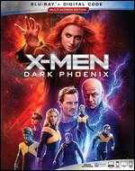 X-Men: Dark Phoenix [Includes Digital Copy] [Blu-ray] - Simon Kinberg