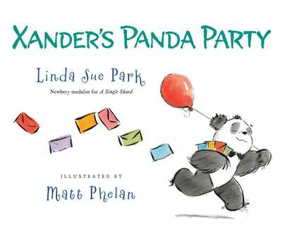 Xander's Panda Party - Park, Linda Sue, Mrs.