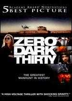 Zero Dark Thirty [Includes Digital Copy] [UltraViolet] - Kathryn Bigelow