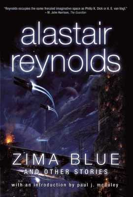 Zima Blue and Other Stories - Reynolds, Alastair