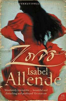 Zorro - Allende, Isabel, and Sayers Peden, Margaret (Translated by)
