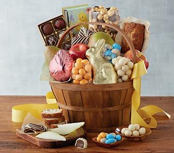 Easter gifts easter gift baskets easter delivery gifts harry explore bountiful easter baskets negle Images
